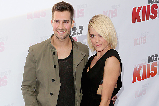 James Maslow Opens Up About Peta Murgatroyd Kiss