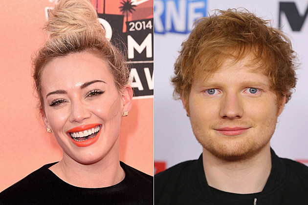 Hilary Duff / Ed Sheeran