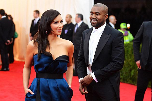 Kim Kardashian / Kanye West