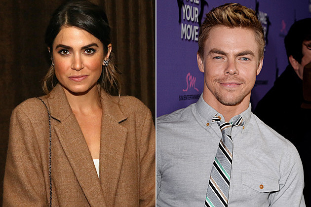 Nikki Reed / Derek Hough