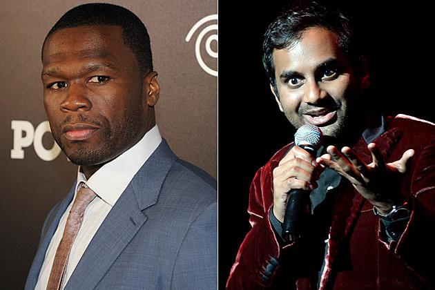 50 Cent / Aziz Ansari