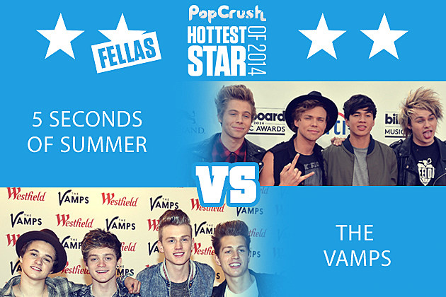 5 Seconds of Summer The Vamps