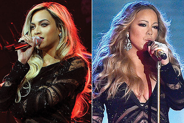 Beyonce vs. Mariah Carey