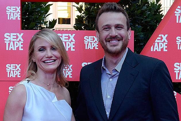 Cameron Diaz Jason Segel