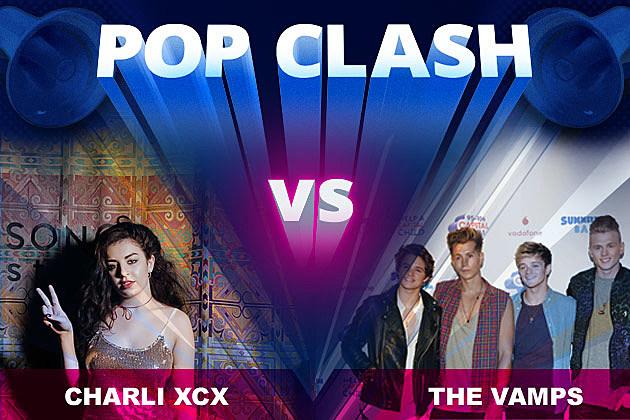 Charli XCX The Vamps