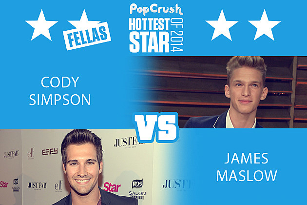 Cody Simpson James Maslow