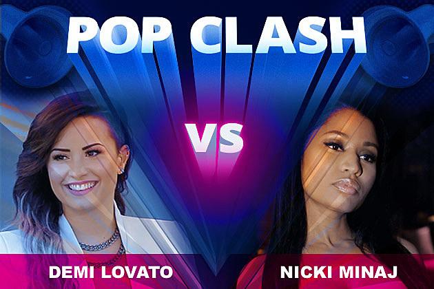 Demi Lovato Nicki Minaj