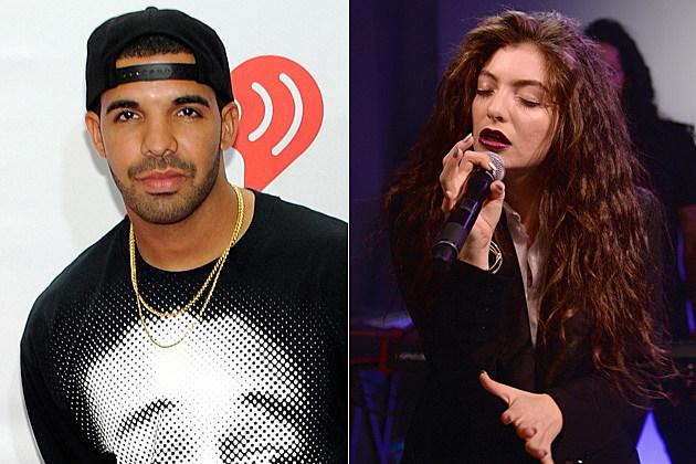 Drake / Lorde