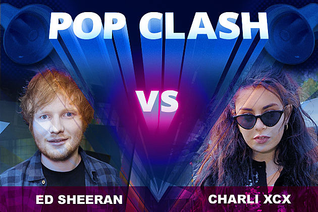 Ed Sheeran Charli XCX