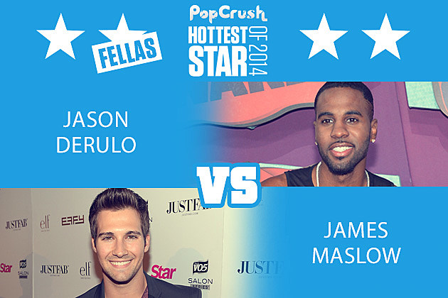 Jason Derulo James Maslow