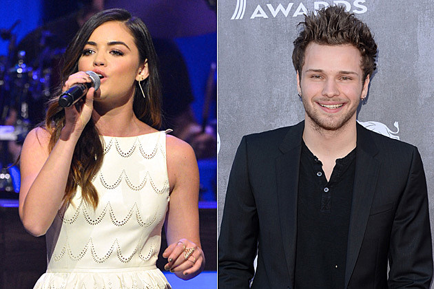 Who is lucy hale dating right now