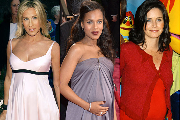 Sarah Jessica Parker Kerry Washington Courteney Cox
