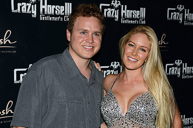 Spencer and Heidi Pratt