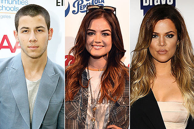 Throwback Thursday: Nick Jonas, Lucy Hale and Khloe Kardashian
