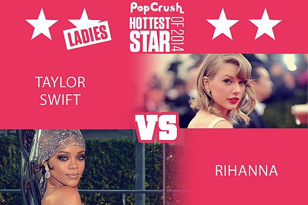 Taylor Swift Rihanna