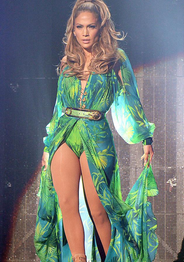 Jennifer Lopez Bronx Concert Highlights: Ja Rule ...