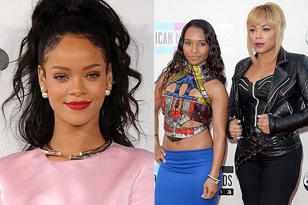 Rihanna / TLC