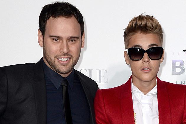 Scooter Braun / Justin Bieber