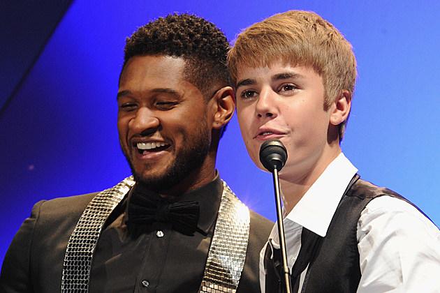 Usher / Justin Bieber