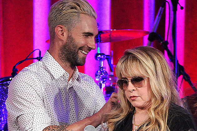 Adam Levine / Stevie Nicks