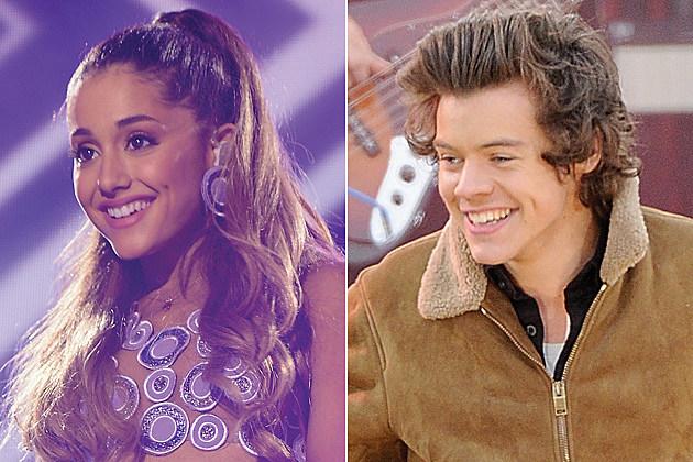 Ariana Grande Harry Styles
