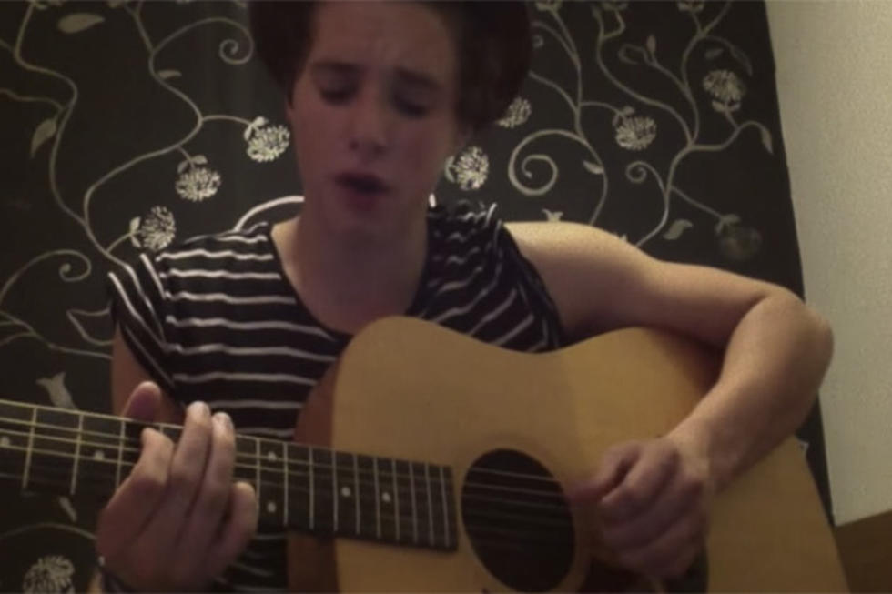Brad Simpson Of The Vamps Covers George Ezras Budapest