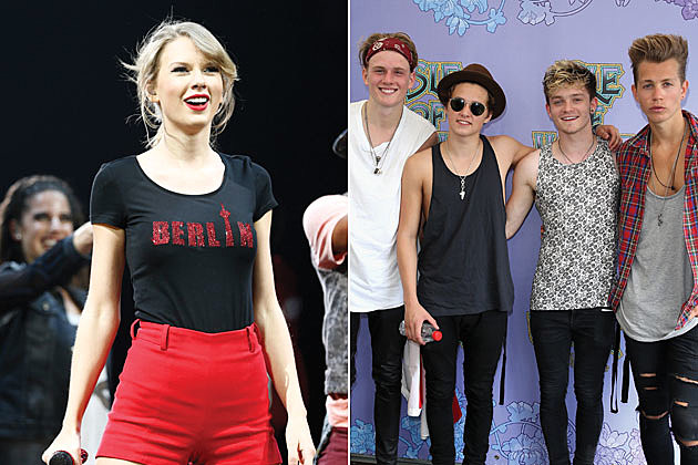 Taylor Swift + the Vamps
