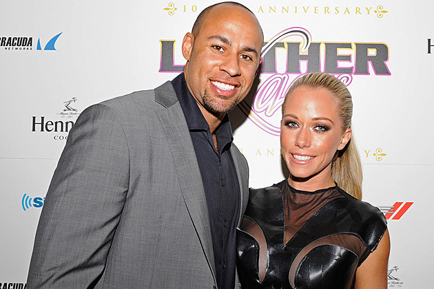 Hank Baskett + Kendra Wilkinson