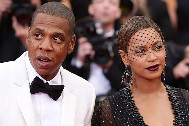 Jay Z + Beyonce