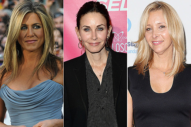 Jennifer Aniston / Courteney Cox / Lisa Kudrow