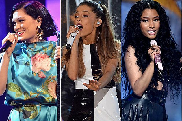 Jessie J Ariana Grande Nicki Minaj