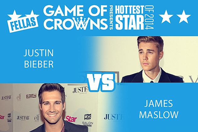 Justin Bieber James Maslow