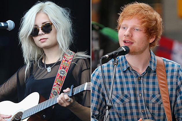 Nina Nesbitt + Ed Sheeran