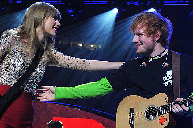 Taylor Swift / Ed Sheeran