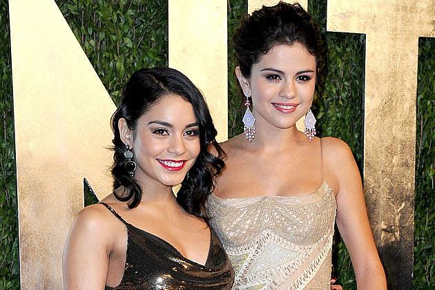 Vanessa Hudgens + Selena Gomez