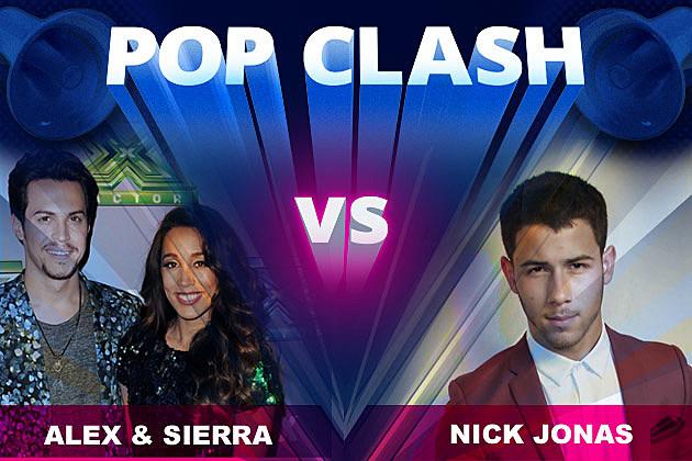 Alex And Sierra Nick Jonas