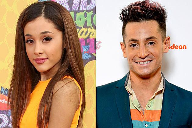 Ariana Grande + Frankie Grande