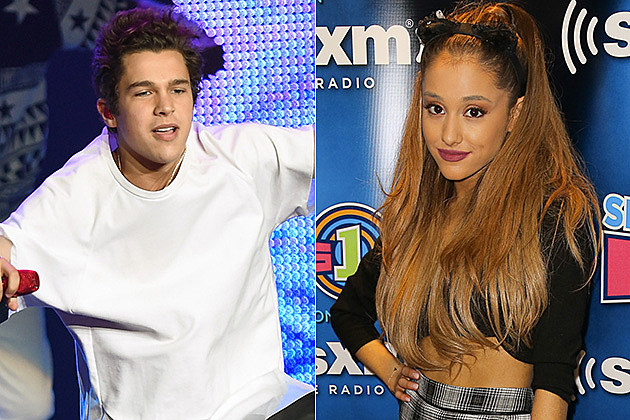 Austin Mahone / Ariana Grande