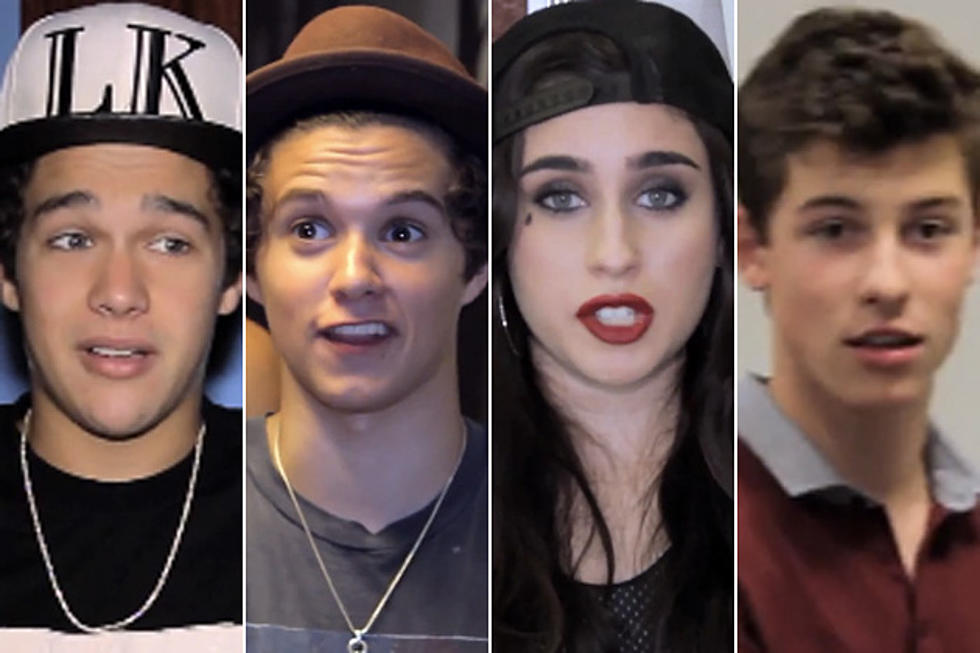 Austin mahone gets to know the vamps fifth harmony in mockumentary austin mahone gets to know the real vamps fifth harmony shawn mendes in mockumentary video m4hsunfo