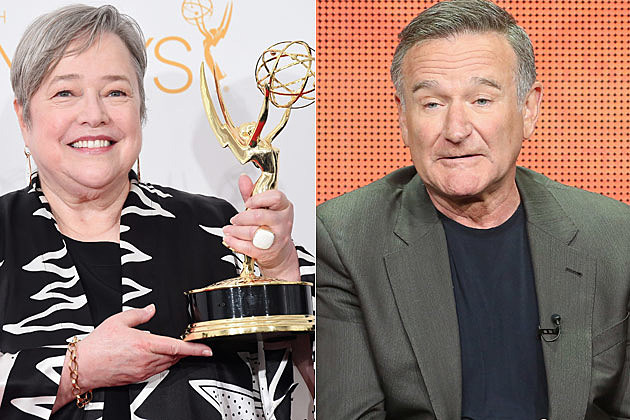 Kathy Bates Robin Williams