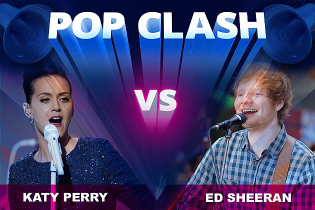 Katy Perry Ed Sheeran