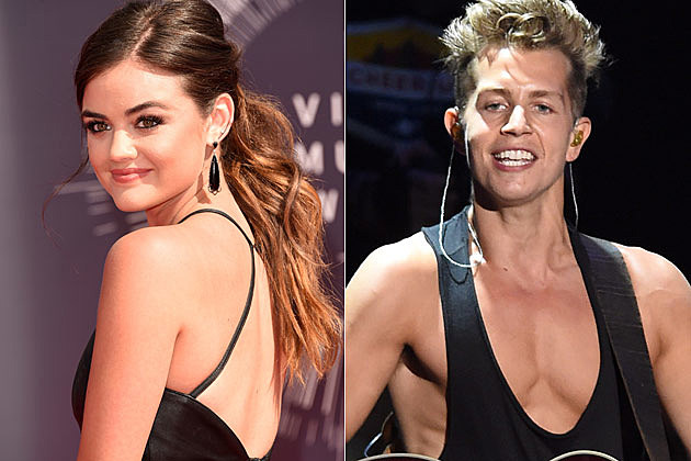 Lucy Hale James McVey