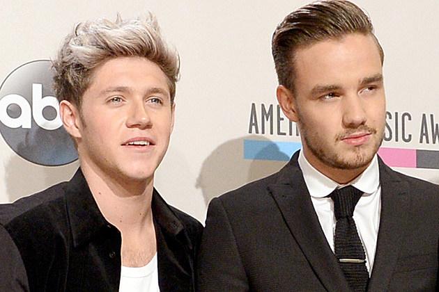 Niall Horan + Liam Payne