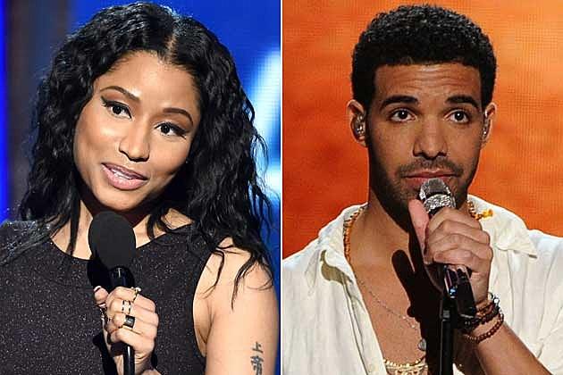 Nicki Minaj + Drake