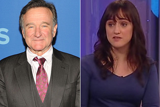 Robin Williams Mara Wilson