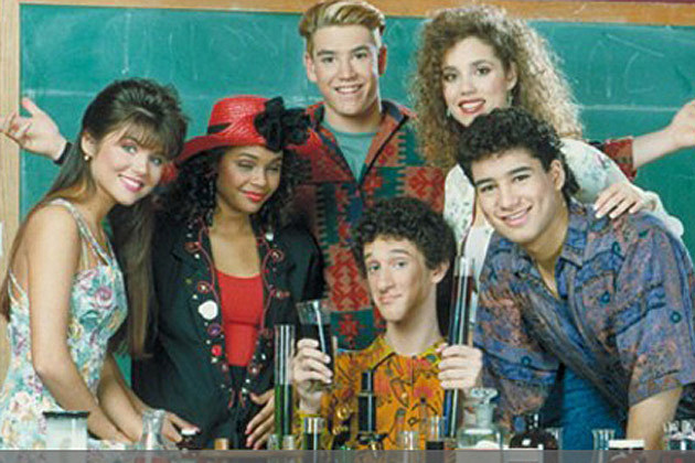 Then + Now: The 'Saved by the Bell' Cast