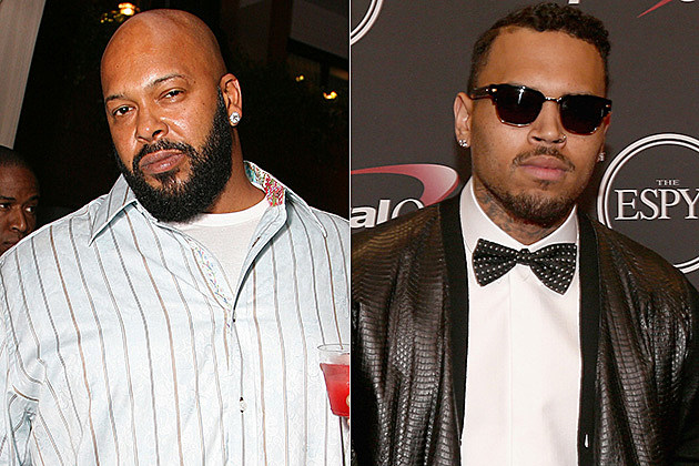 Suge Knight / Chris Brown