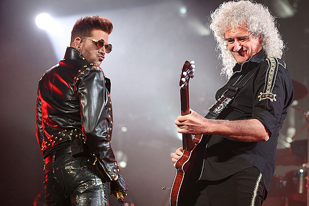 Adam Lambert & Queen
