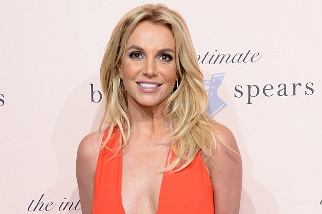 Britney Spears Extends Las Vegas Residency to 2017