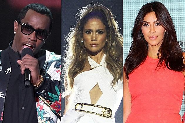 Diddy / Jennifer Lopez / Kim Kardashian